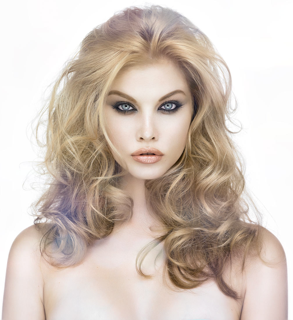 Hair style beauty photography by Vancouver beauty photographer Waldy Martens