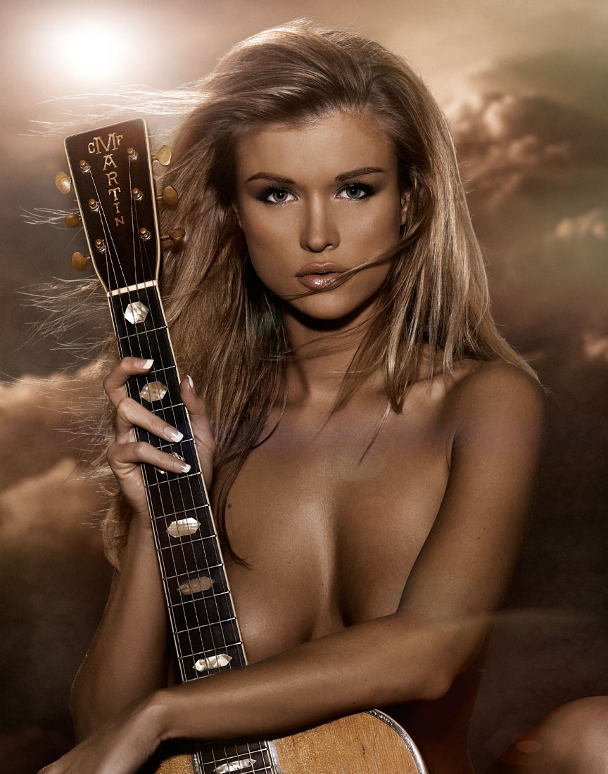 model actress Joanna Krupa photographed by Vancouver celebrity photographer Waldy Martens